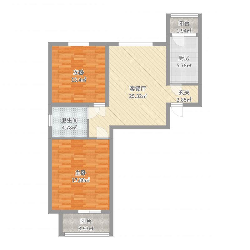 石家庄_花溪畔_2017-10-19-1434户型图