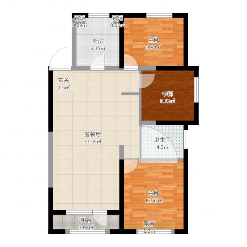 沈阳_金地檀溪_2017-10-19-1621户型图