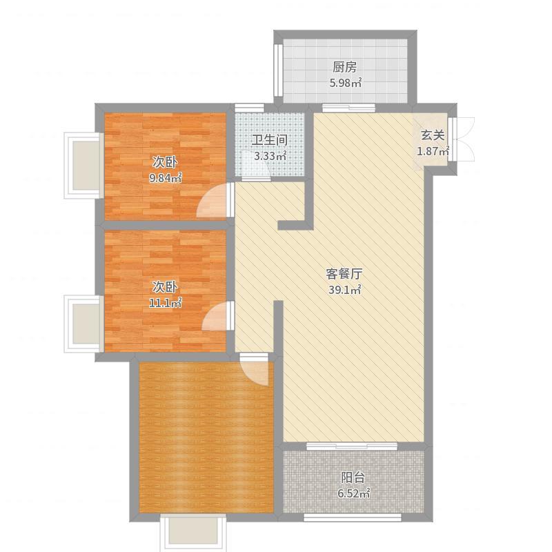 洛阳_君河湾_2017-10-19-1641户型图