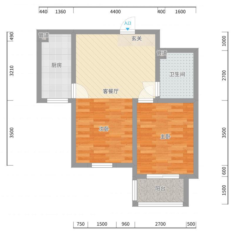 沧州_凤凰城_2017-10-20-1304户型图