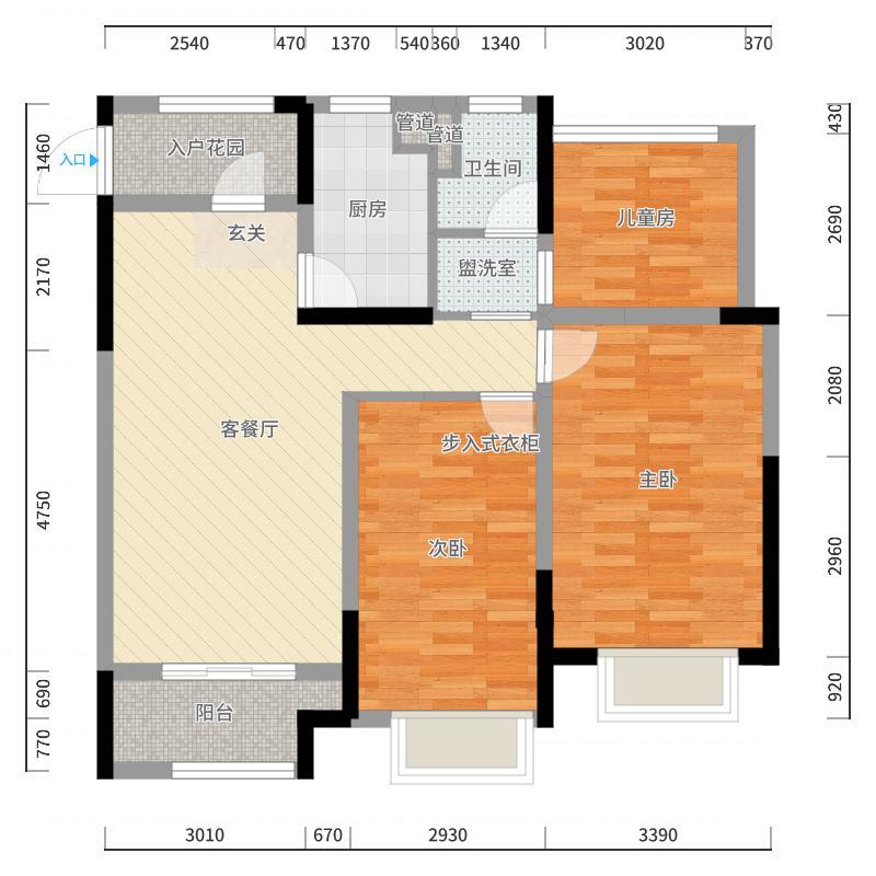 苏州_象屿都城二期_2017-10-20-1309户型图