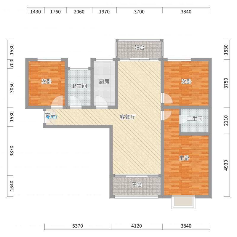郑州_七里香堤_2017-08-13-1012户型图