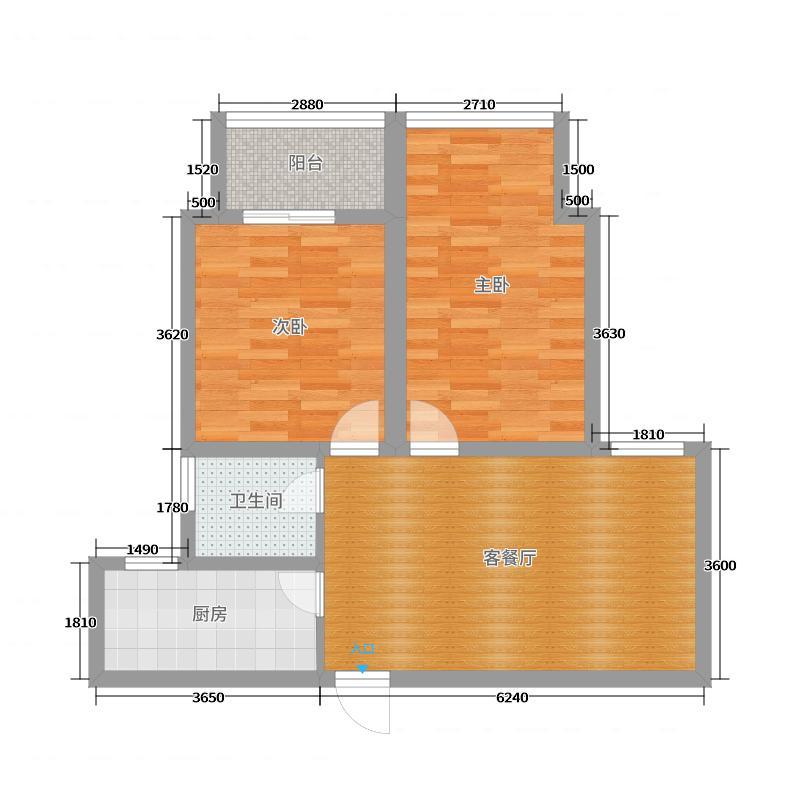 御苑温泉小区户型户型图