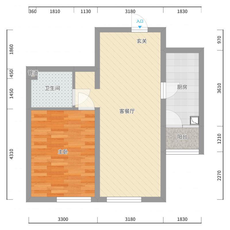 天津_和苑_2017-10-20-2327户型图