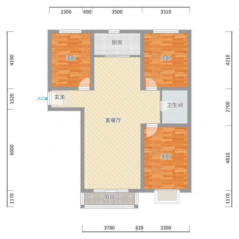 大同_西京府_2017-10-21-1220户型图