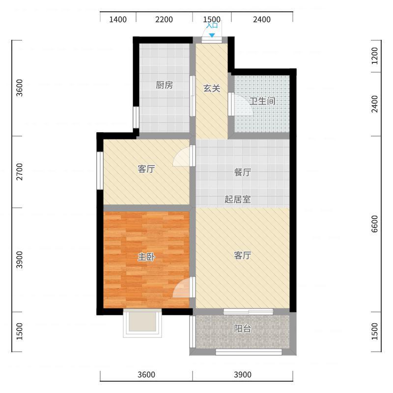 晋中_元宇玉兰湾_2017-10-21-1446户型图