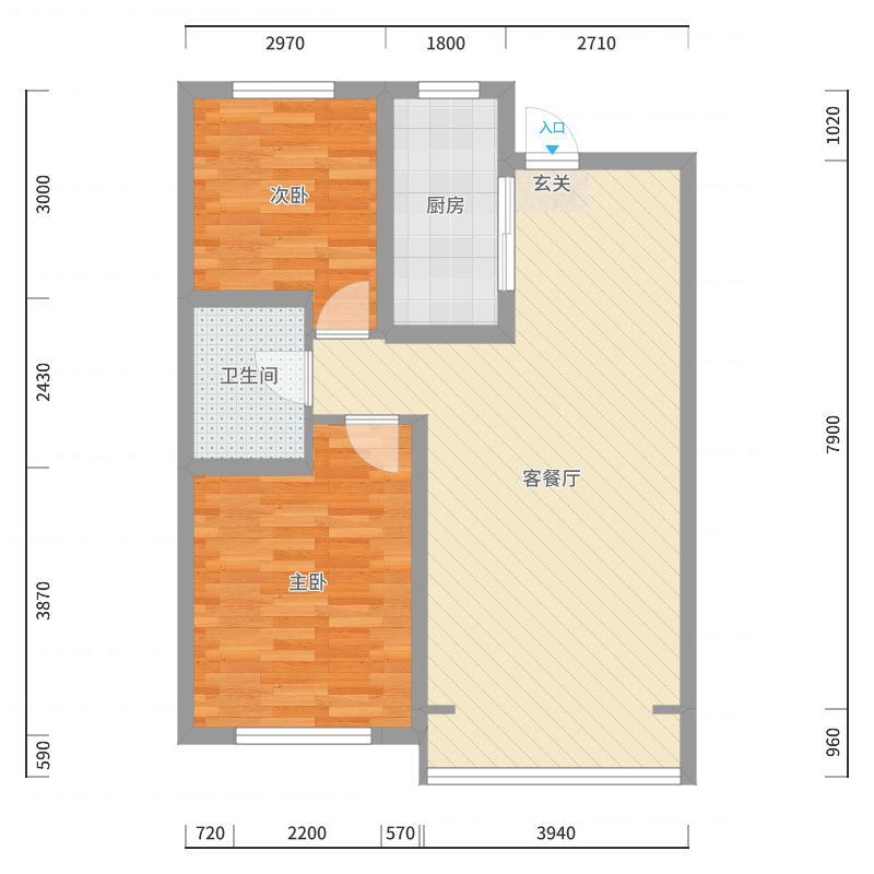 青岛_中交中央公元_2017-10-21-2146户型图