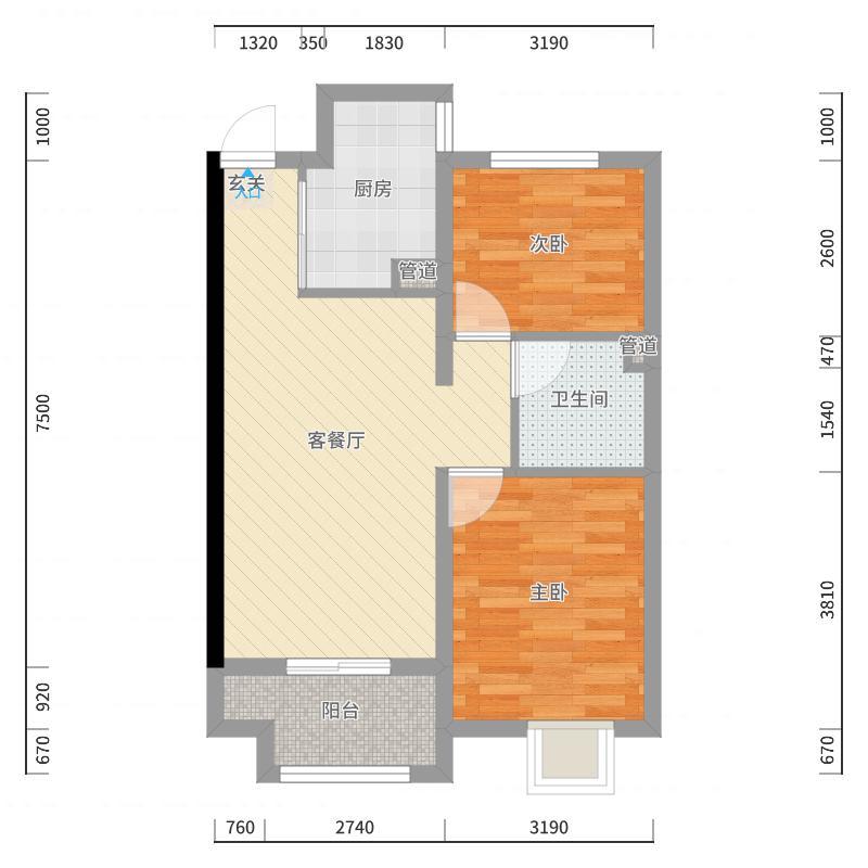 哈尔滨_恒大名都_2017-10-22-0842户型图