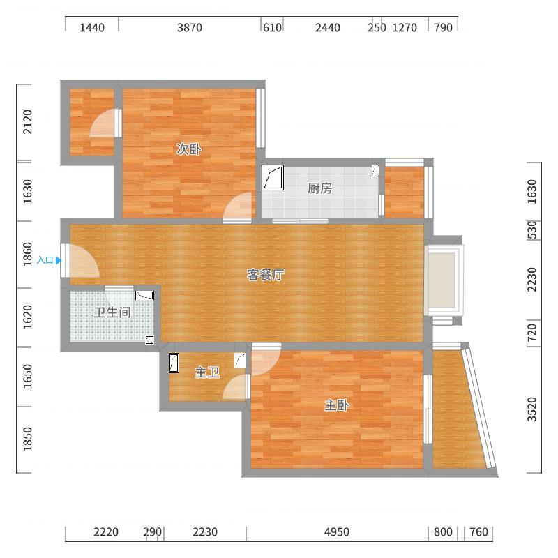 全国_新新公寓_2017-10-22-0931户型图