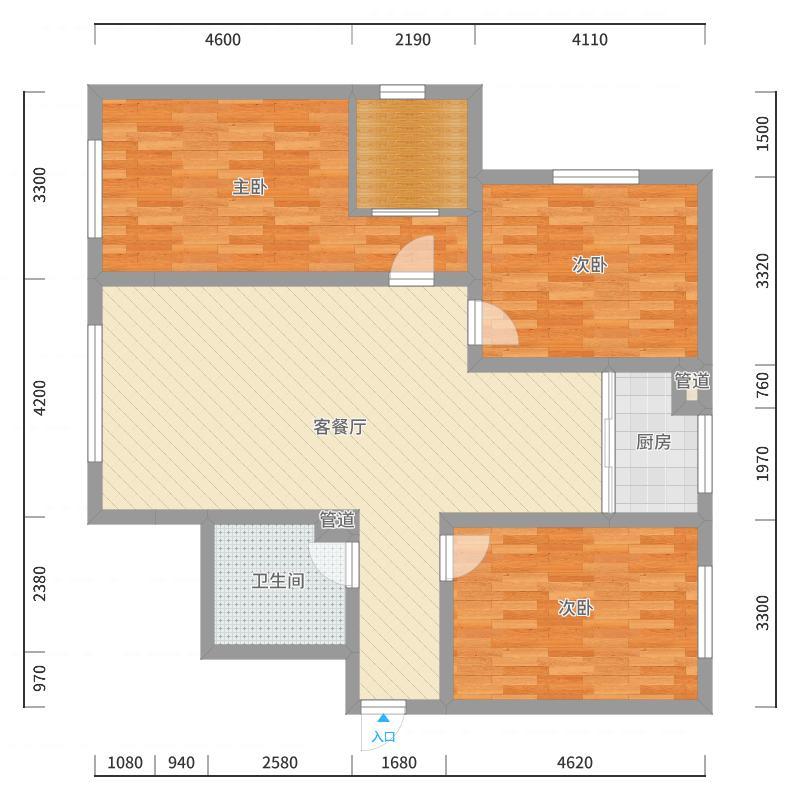 西宁_华德_2017-10-18-1706户型图
