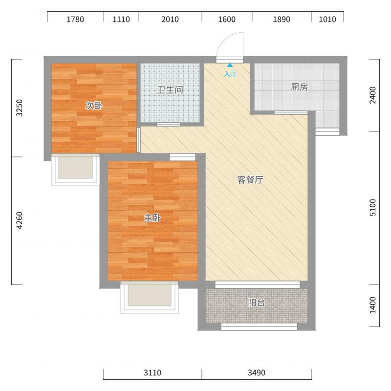 西安_西安航天城_2017-10-22-2158户型图