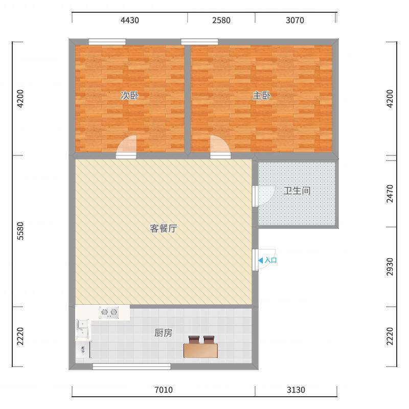锦州_晟晖家园_2017-01-02-1551户型图