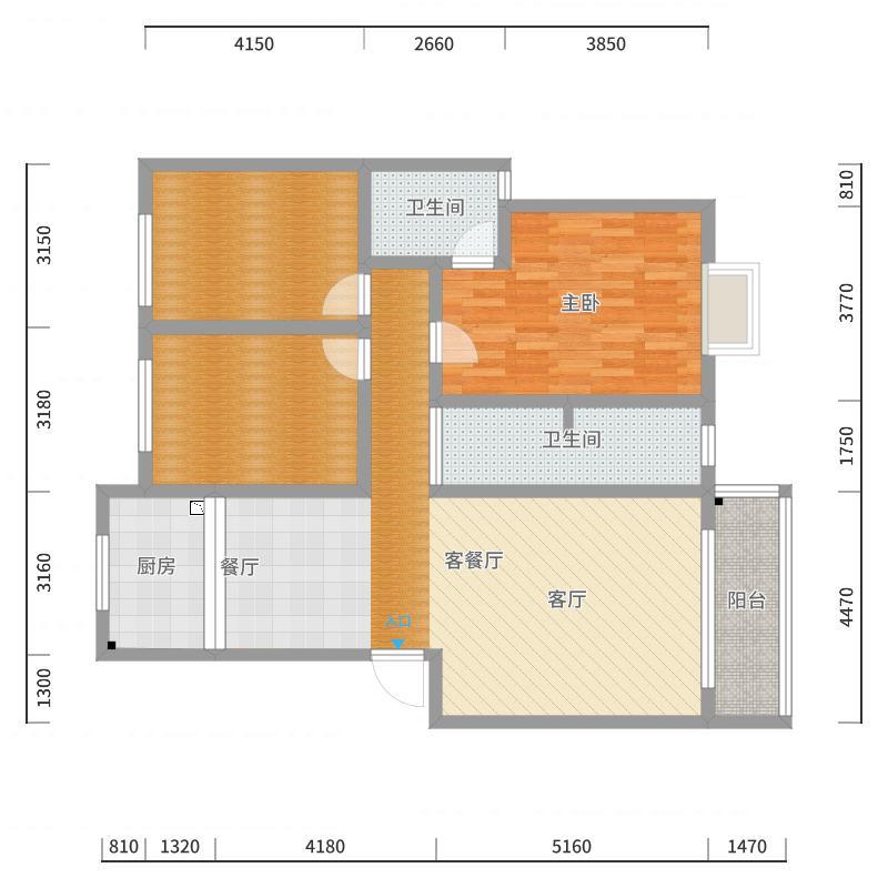 福广安置小区-副本-副本户型图