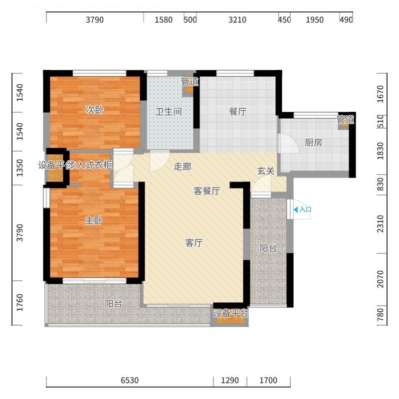 无锡_万科东郡_2017-10-23-0856户型图