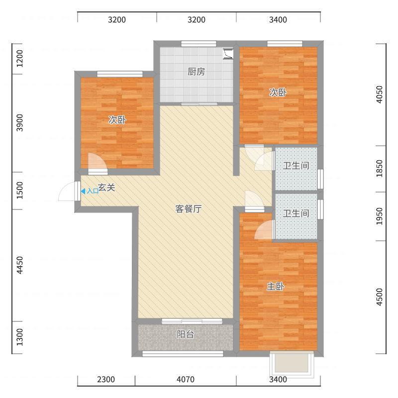 石家庄_同祥城_2017-10-23-0950户型图