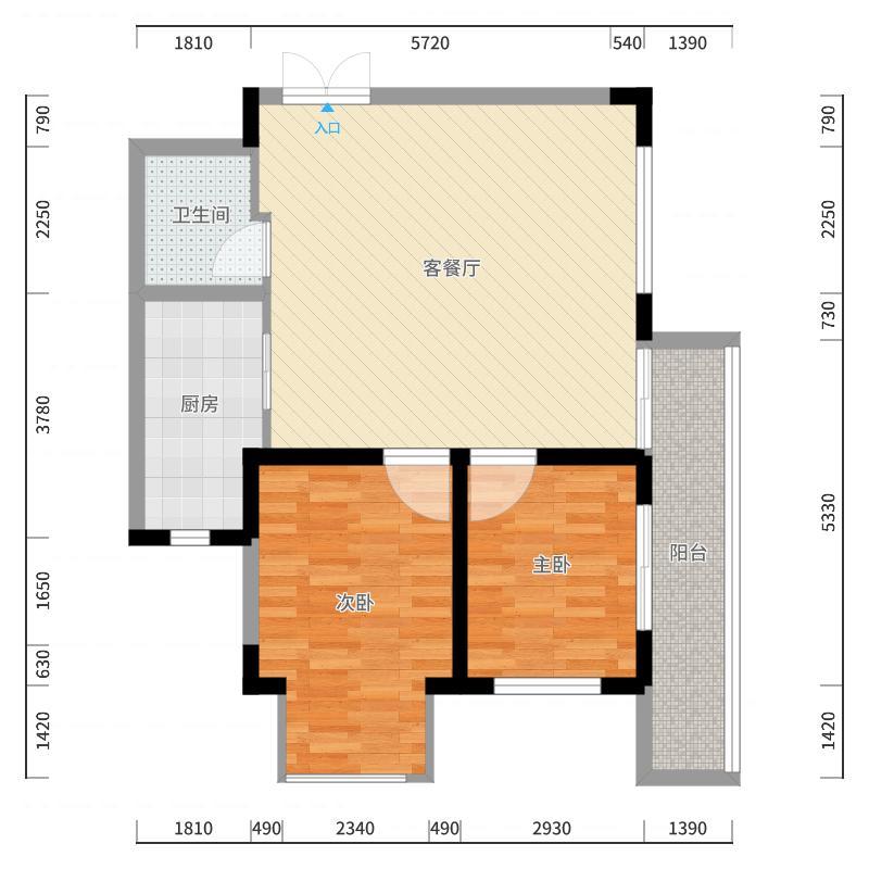 青岛_青岛小镇_2017-10-23-1023户型图