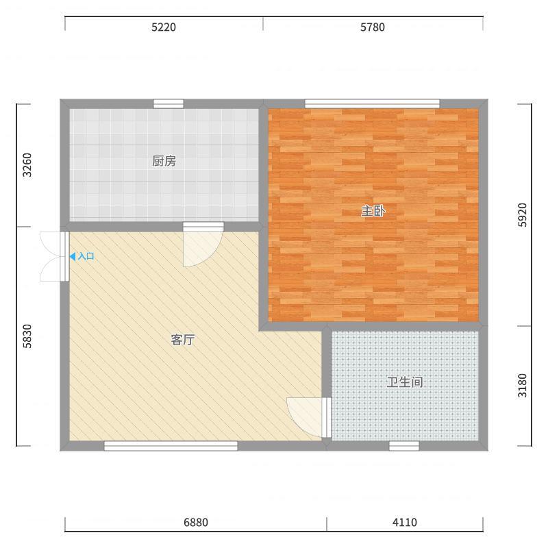 我的设计-0421-8-14户型图