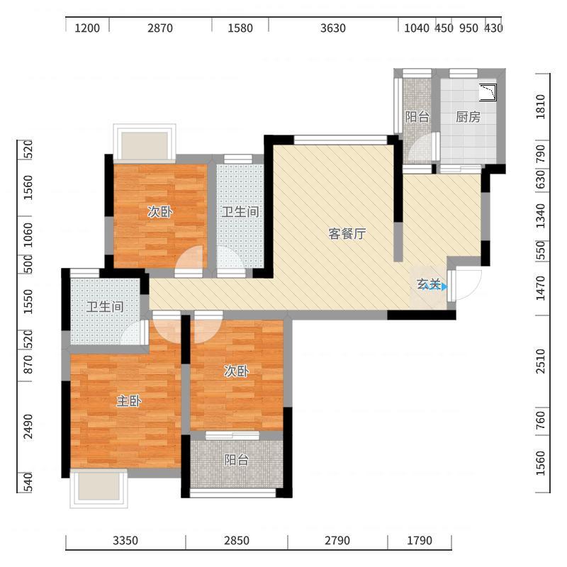 株洲_西郡_2017-10-24-1326户型图