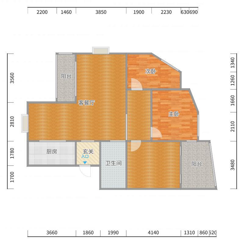 清雅苑-正式版2户型图