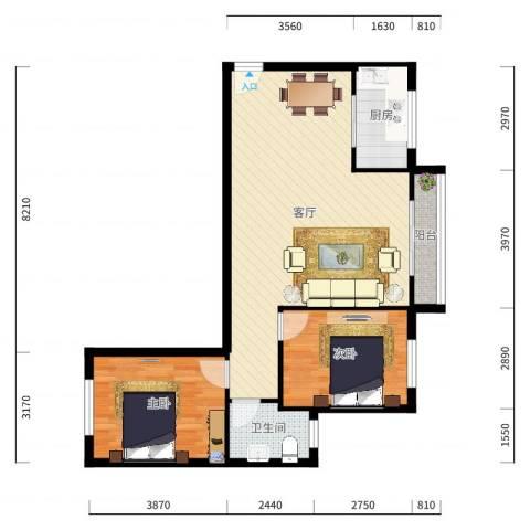 葛洲坝国际广场WDSD000433户型图