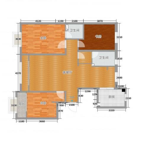 警苑136户型图
