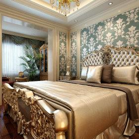 法式法式风格卧室图片