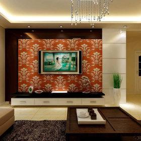现代客厅一居室设计案例