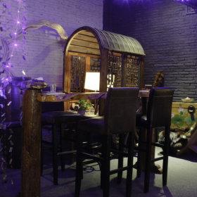 乡村风格咖啡馆案例展示