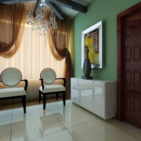 现代现代风格休闲区设计案例展示