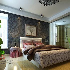新古典古典新古典风格古典风格卧室设计案例