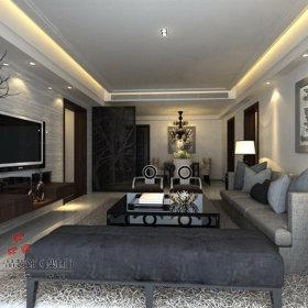古典古典风格客厅设计方案