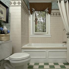 卫生间别墅设计图