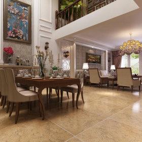 美式美式风格餐厅设计方案