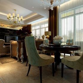 新古典古典新古典风格古典风格餐厅案例展示