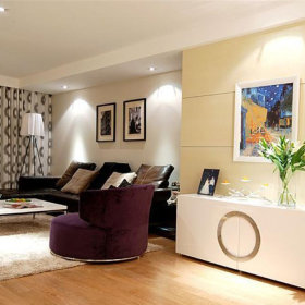 新古典清新古典客厅装修案例