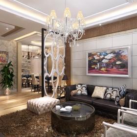 新古典古典客厅图片