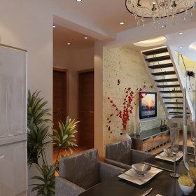 餐厅阁楼吊顶设计图