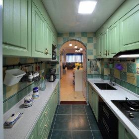 地中海厨房设计方案