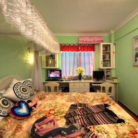 地中海卧室装修图