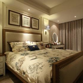 欧式卧室梳妆台设计案例
