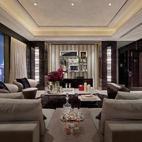 新古典客厅案例展示