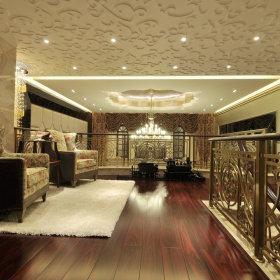 欧式大厅设计案例展示