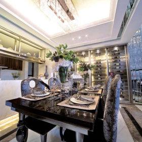 欧式古典欧式古典风格古典风格餐厅设计方案