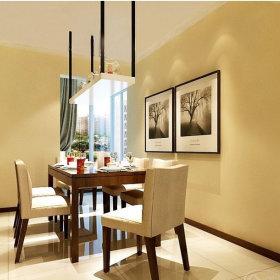 现代现代风格餐厅三居装修案例