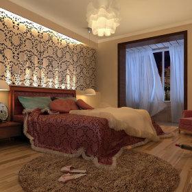 混搭混搭风格卧室设计方案