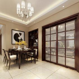 现代简约现代简约餐厅20平米120平米设计图