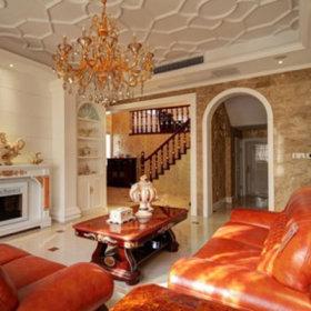 欧式古典欧式古典风格古典风格客厅设计案例展示