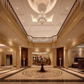 欧式欧式风格大厅设计图
