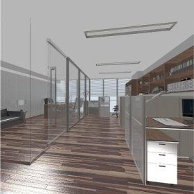 现代会议室设计案例