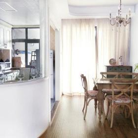复古古典客厅餐厅书房边柜水晶吊灯设计图